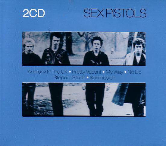 Sex pistols the mini album vinyl