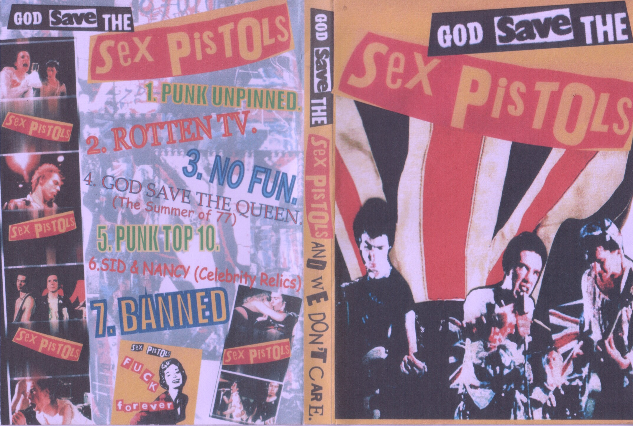le sexe arabian Sex Pistols God save the queen
